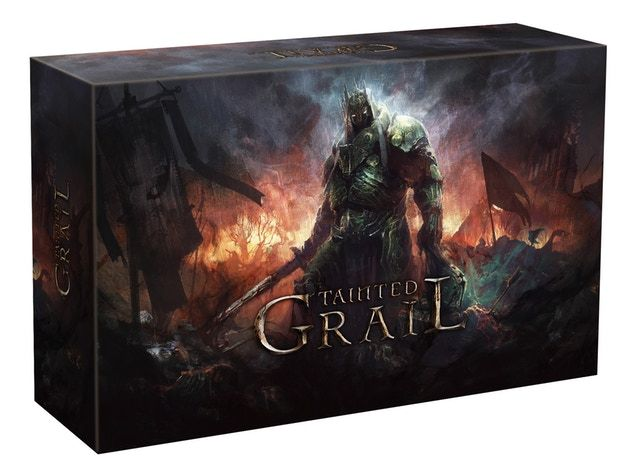 Tainted Grail: Age of Legends