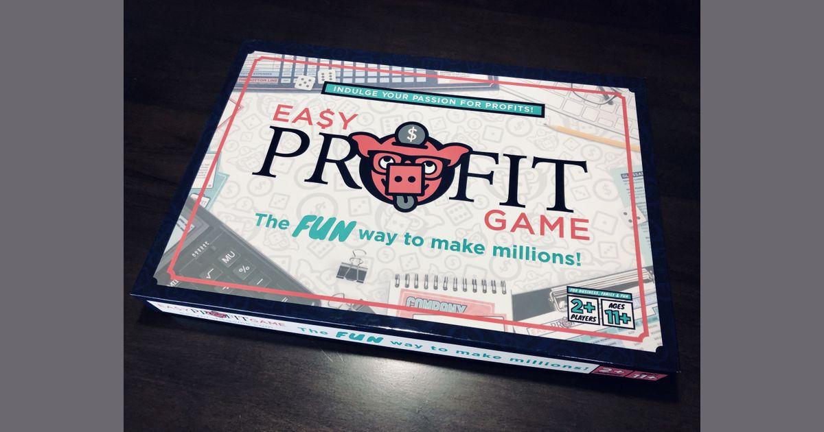 Easy Profit Game