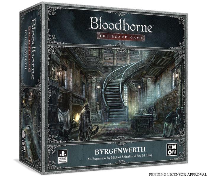 Bloodborne: The Board Game – Byrgenwerth