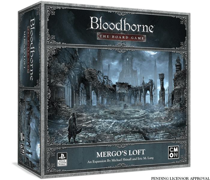 Bloodborne: The Board Game – Mergo's Loft