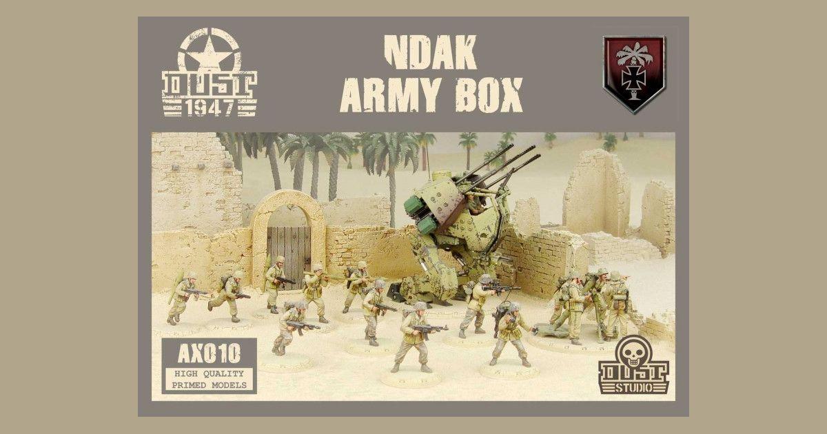 Dust 1947: NDAK Army Box