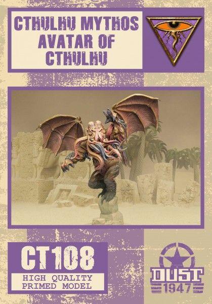 Dust 1947: Avatar of Cthulhu