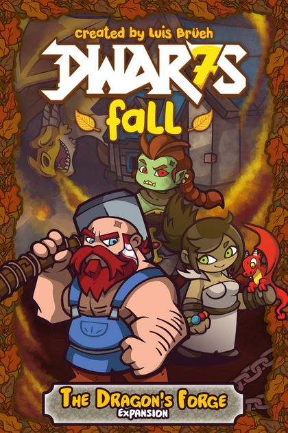 Dwar7s Fall: Dragon's Forge Expansion
