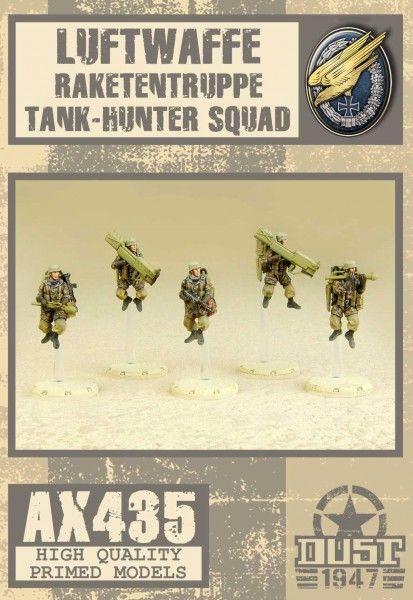 Dust 1947: Raketentruppe Tank-Hunter Squad