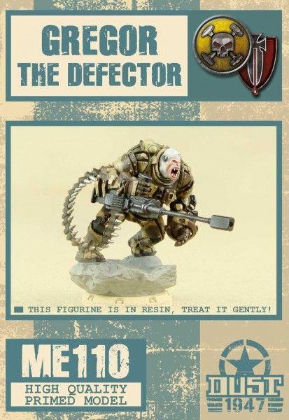 Dust 1947: Gregor The Defector