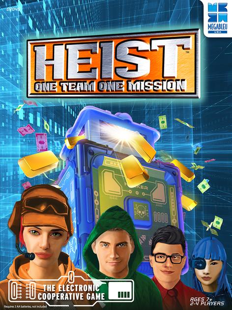 Heist: One Team, One Mission