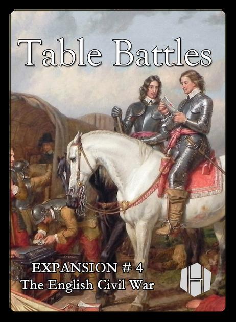 Table Battles: English Civil War