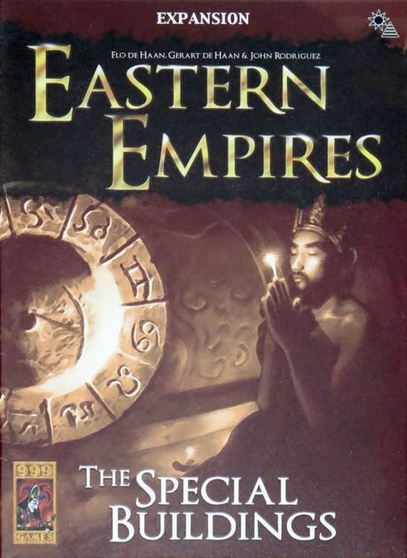 Eastern Empires: The Special Buildings Expansion