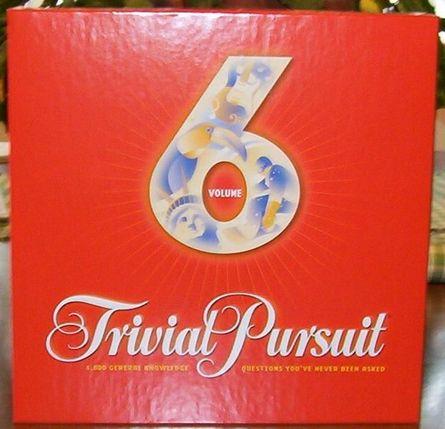 Trivial Pursuit: Volume 6