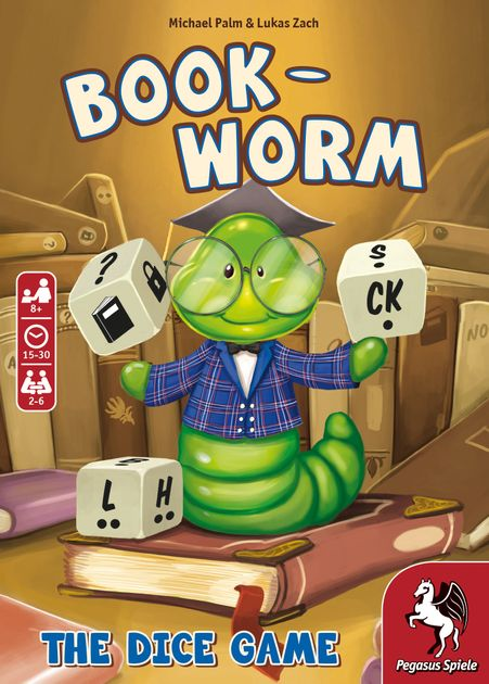 Bookworm: The Dice Game
