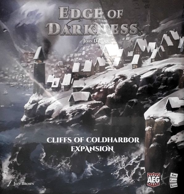 Edge of Darkness: Cliffs of Coldharbor