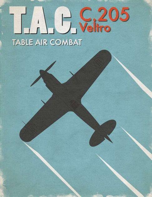Table Air Combat: C.205 Veltro