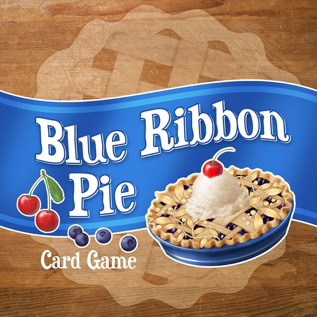 Blue Ribbon Pie