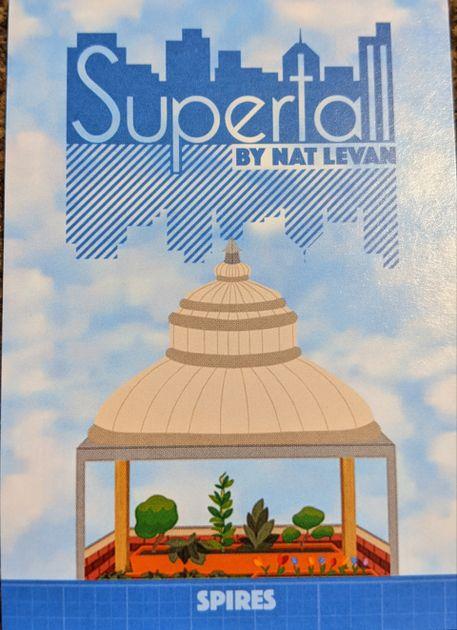 Supertall: Spires