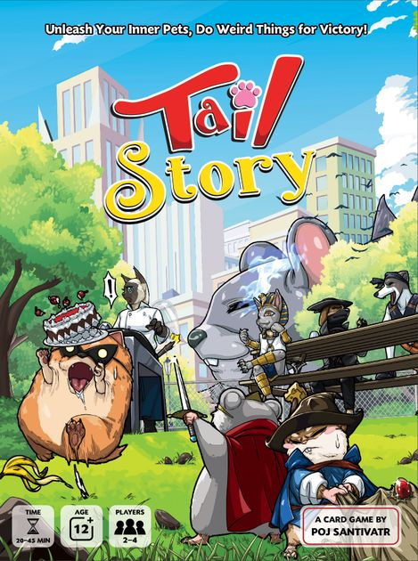 Tail Story