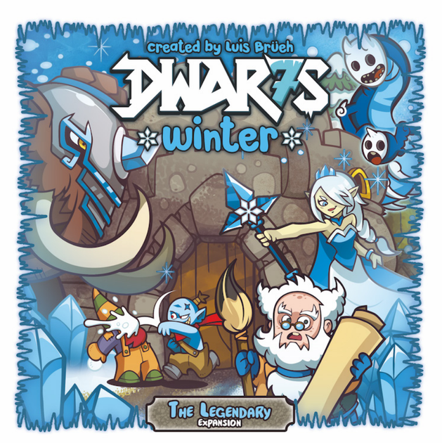 Dwar7s Winter: The Legendary Expansion