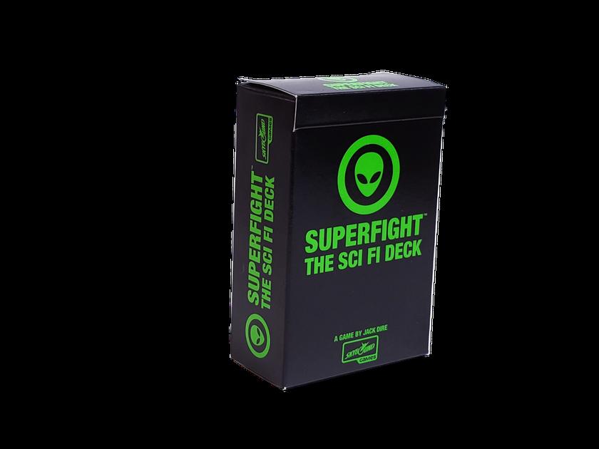Superfight: The Sci-fi Deck