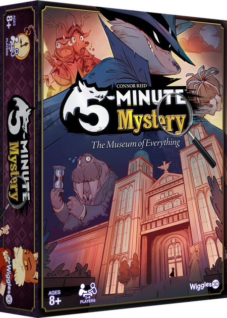 5-Minute Mystery