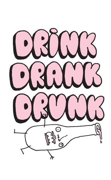 Drink Drank Drunk: The Game of Mis-Beer-Having