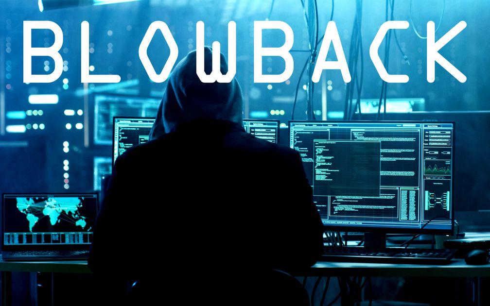 Blowback: Wish You Were Here Part II