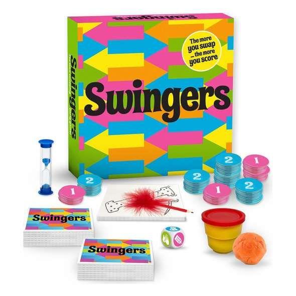 Swingers Board Game