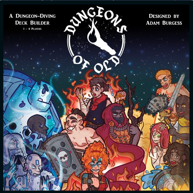 Dungeons Of Old