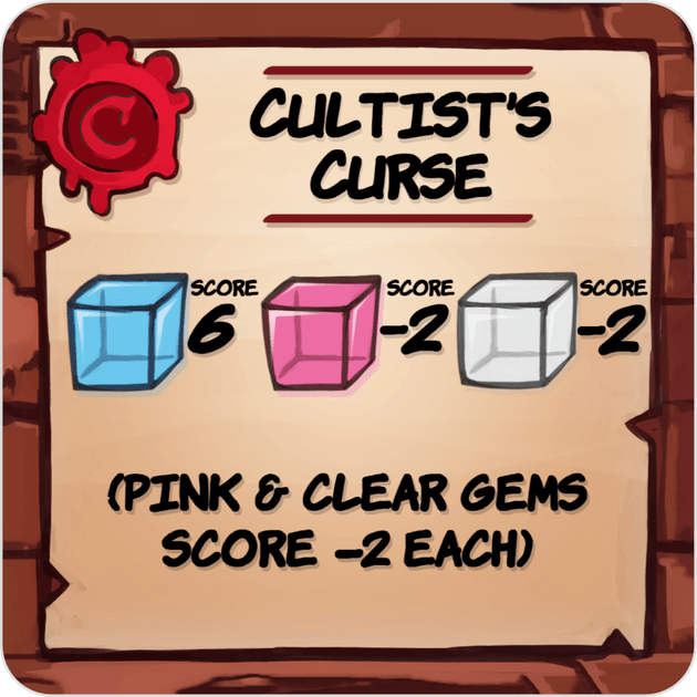 Dungeon Drop: Cultist's Curse