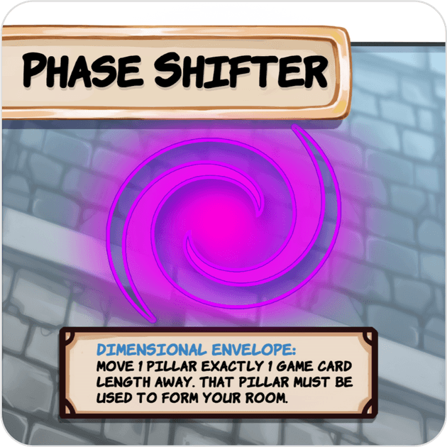 Dungeon Drop: Phase Shifter