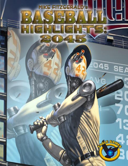 Baseball Highlights: 2045 – Deluxe Edition