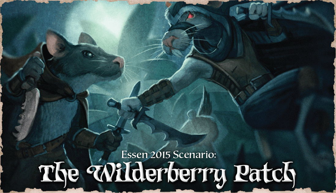 Tail Feathers: The Wilderberry Patch