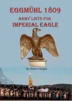 Eggmuhl 1809: Army Lists for Imperial Eagle