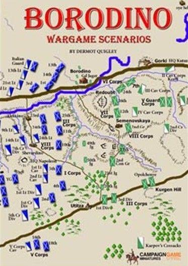 Borodino: Wargame Scenarios