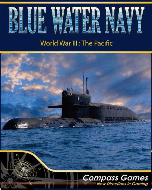 Blue Water Navy: World War III – The Pacific