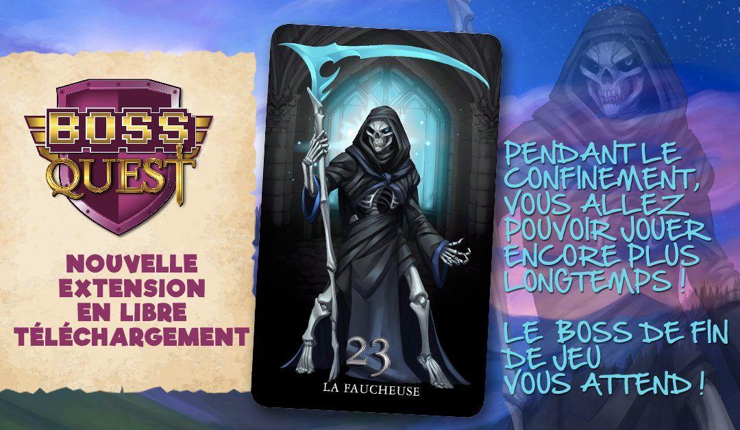 Boss Quest: La Faucheuse Promo
