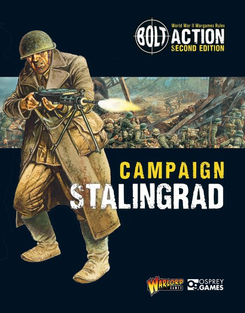Bolt Action: Campaign – Stalingrad