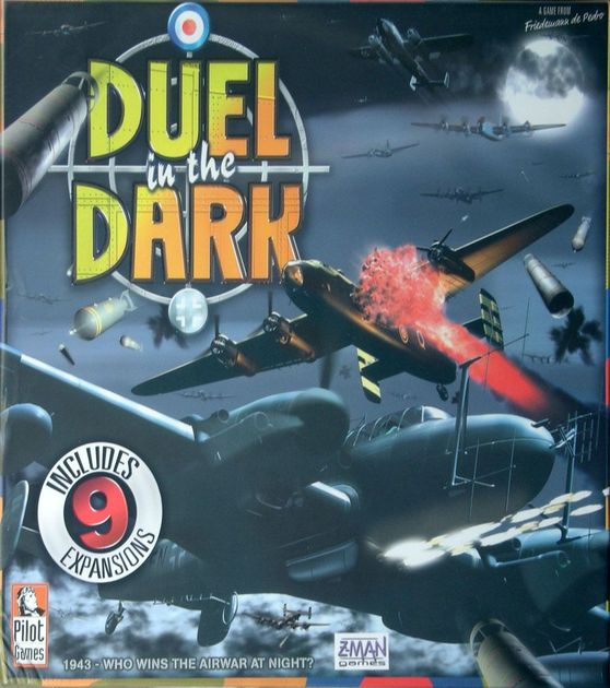 Duel in the Dark (Second Edition)