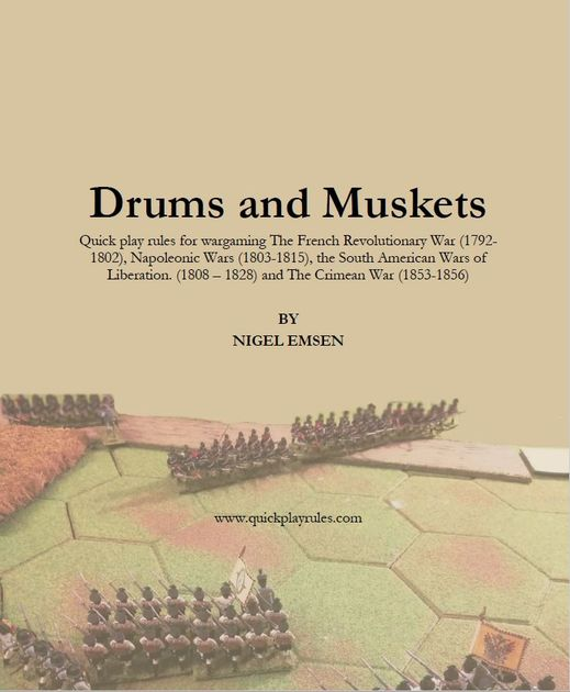 Drums and Muskets