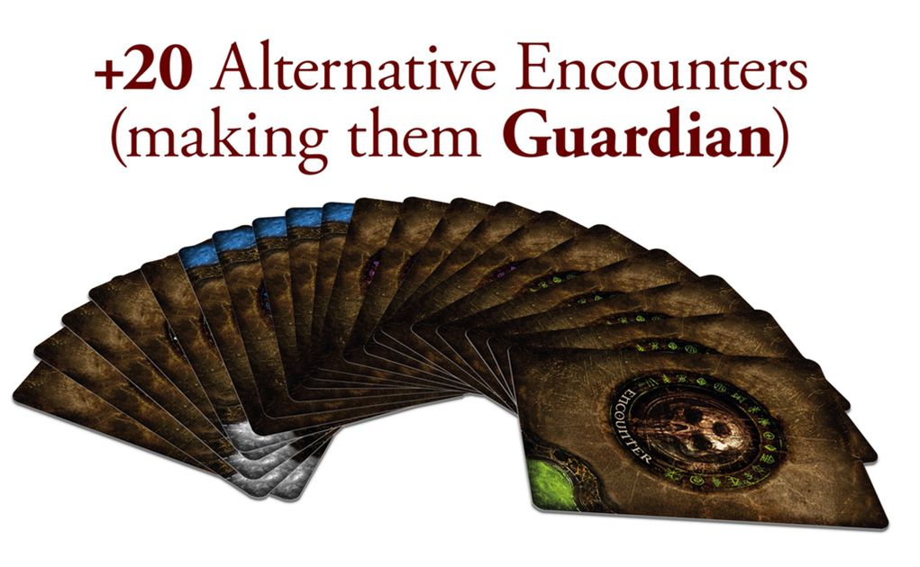 Tainted Grail: Past And Future Alternative Encounters Card Pack