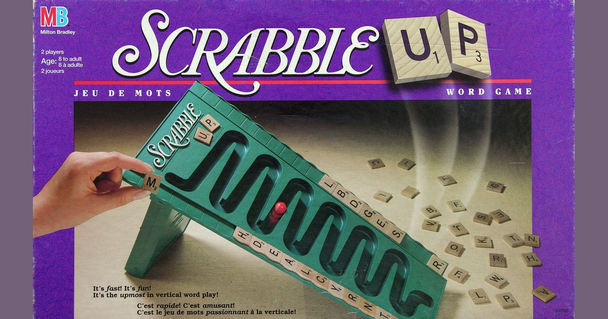 Scrabble Up