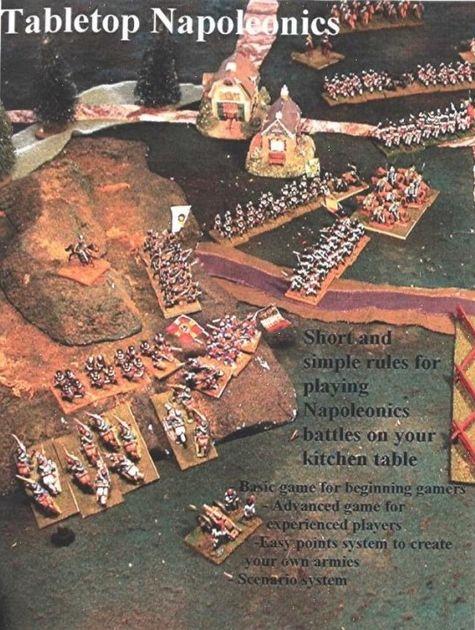 Tabletop Napoleonics