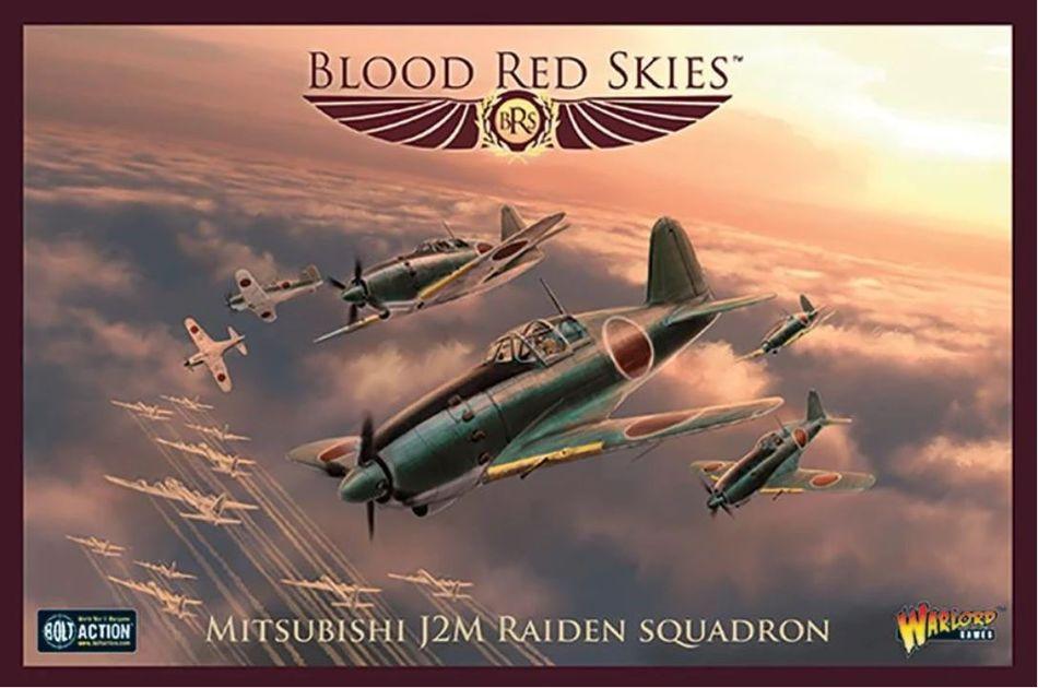 Blood Red Skies: Mitsubishi J2M Raiden Squadron
