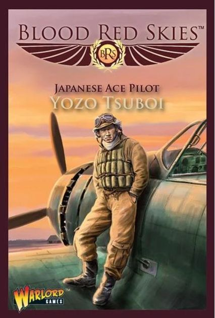 Blood Red Skies: Japanese Ace Pilot – Yozo Tsuboi