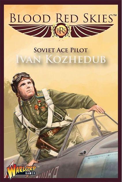 Blood Red Skies: Soviet Ace Pilot – Ivan Kozhedub