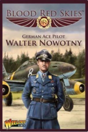 Blood Red Skies: German Ace Pilot – Walter Nowotny