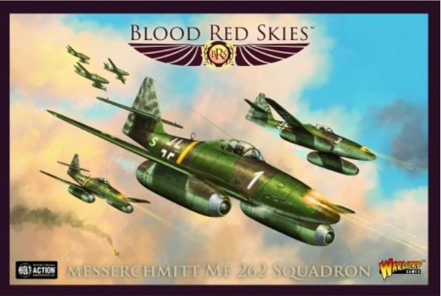 Blood Red Skies: Messerschmitt Me 262 Squadron