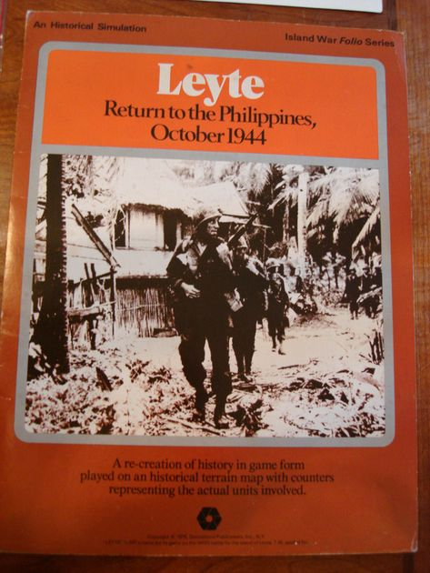 Leyte: Return to the Philippines, October 1944