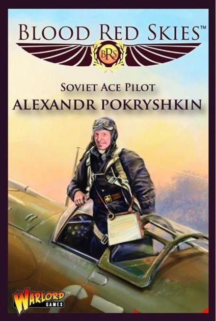 Blood Red Skies: Soviet Ace Pilot – Alexandr Pokryshkin