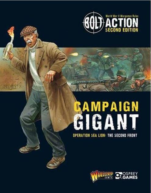 Bolt Action: Campaign – Gigant