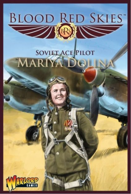 Blood Red Skies: Soviet Ace Pilot – Mariya Dolina
