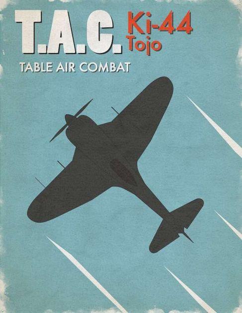 Table Air Combat: Ki-44 Tojo